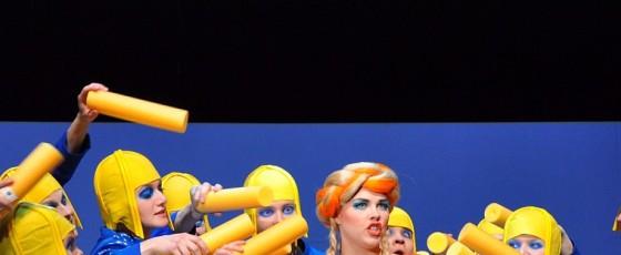 Rossini  IL VIAGGIO  Sibelius Academy Opera